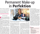 Permanent Make-Up in Perfektion